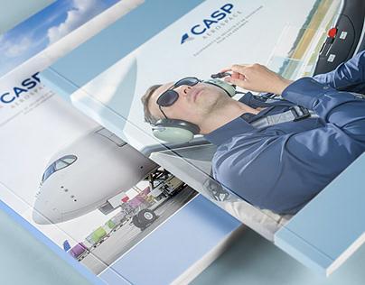 CASP Aerospace Inc. rebranding