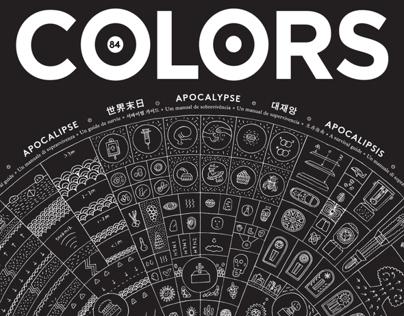 COLORS 84: Apocalypse — A Survival Guide