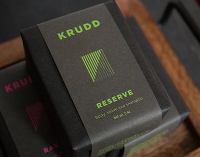 KRUDD Body, shave and shampoo