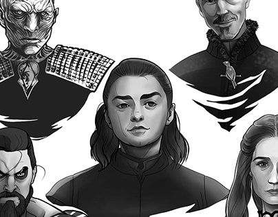 Game of Thrones by Mindster