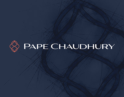 Pape Chaudhury Brand and Website