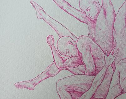 Desenho de figura humana