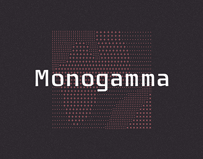 Monogamma typeface
