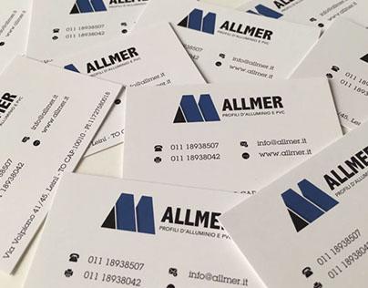 Brand Identity - Allmer Srl