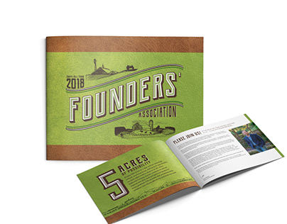 Happy Hill Farm Founders Mailing 2018