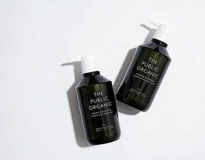 THE PUBLIC ORGANIC BODY SOAP / BODY OIL