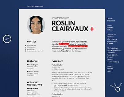 Rn resume template. Nursing student resume examples.