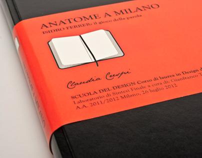 Anatome a Milano. Isidro Ferrer: il gioco della parola