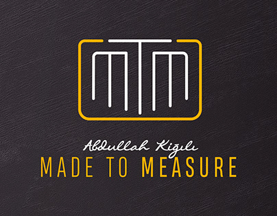 Made To Measure by Abdullah Kigili