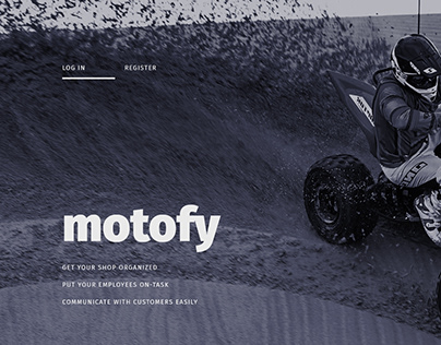 Motofy - CSM Application