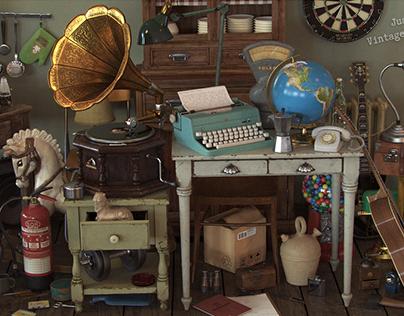 Vintage Models Factory