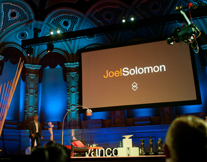 TEDx Vancouver 2012 Title Sequence