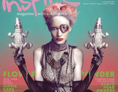 INSPIRE magazine by Jakub Gulyas