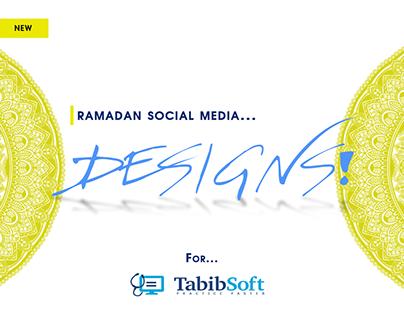 """RAMADAN"" Social Media Designs"
