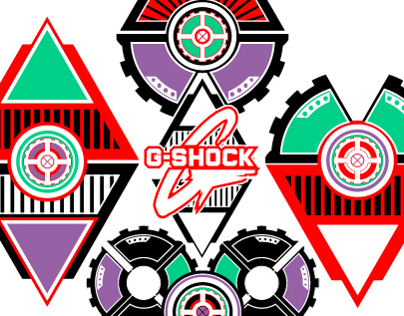 G-SHOCK // SHOCK NATION PARTY