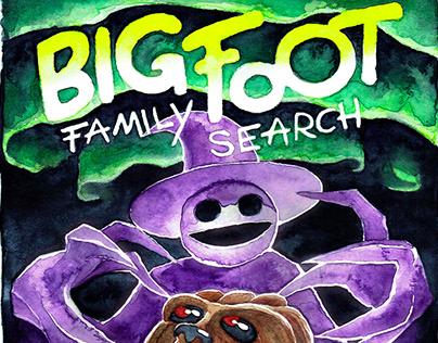 Isegrim (Bigfoot Family Search)