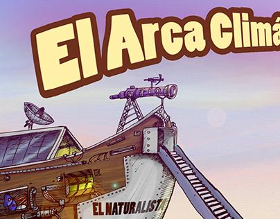 Arca Climática-Illustrated book