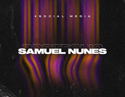 Social Media Samuel Nunes//Portfolio
