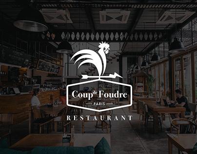 Coup de Foudre Branding