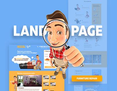 LandingPage/Furniture repair
