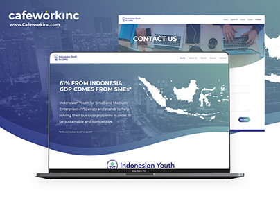 IYS Indonesia - WEB DESIGN & DEVELOPMENT