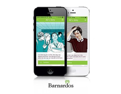 Barnardo's Illustrated App - Wudu?