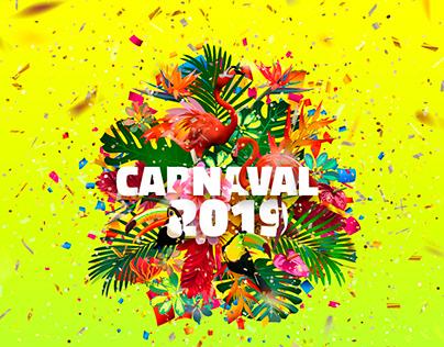 Infográfico - Carnaval