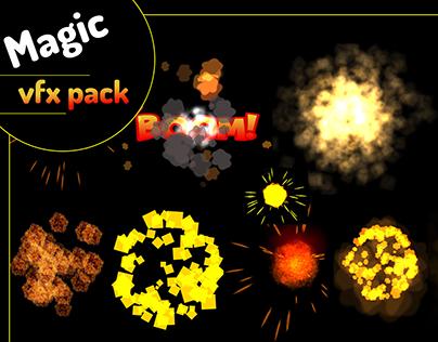 Magic effects pack