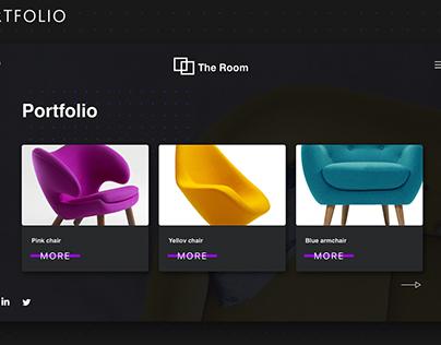 The Room. Website