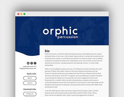 orphic percussion