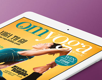 om interactive magazine