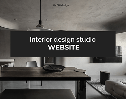 Interior design studio