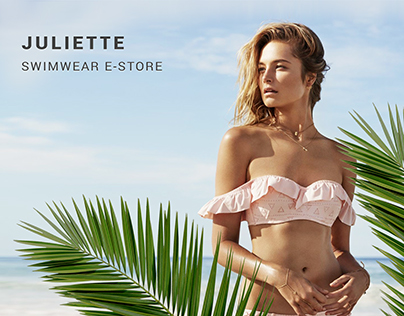 E-commerce Project Swimwear Boutique