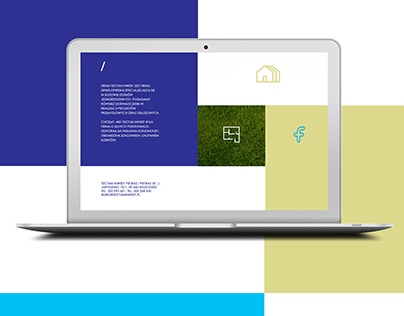 UX/UI || Tectum Inwest