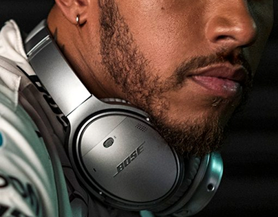 Bose concept redesign Sound. Headphones. Music. Speaker