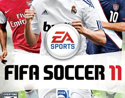 FIFA 11 PSP/PS2