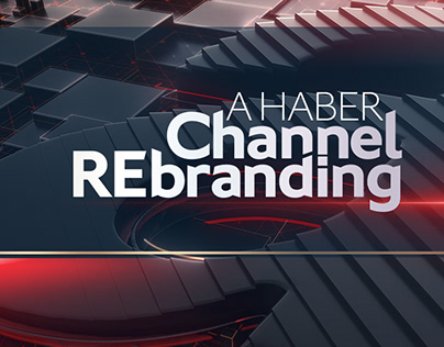 A HABER CHANNEL REBRANDING AND SCREEN GRAPHICS