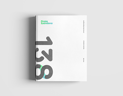 Pirata Syandana - Book Cover Design