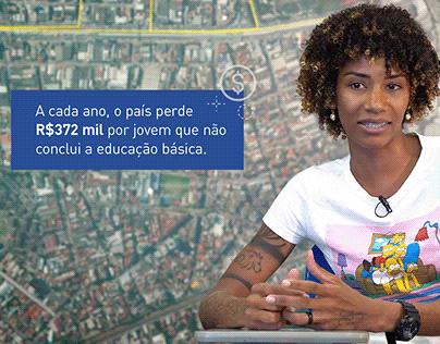 Webnario Jovens x Desenvolvimento Socioeconômico