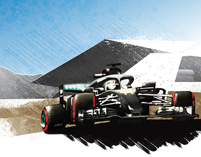 F1 Grand Prix Posters, 2020