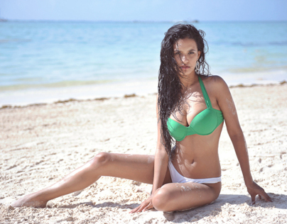 Alexia de la Peña @ Punta Cana, RD.