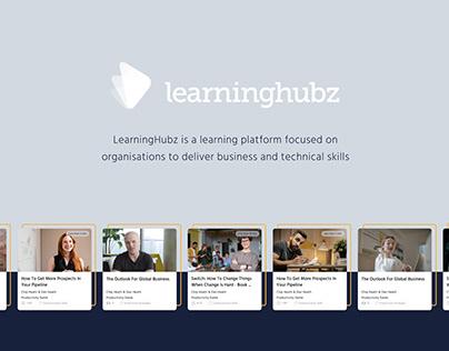 learninghubz: a learning platform for organisations