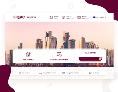 Qatar Visa Center