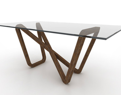 Möbius Table