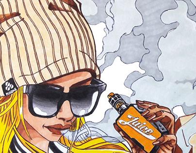 Juice Vapor Bemie G