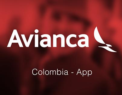 Avianca Colombia - App