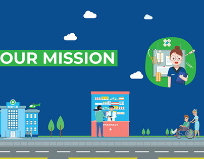 Hospital Website Banner - Safety is our mission