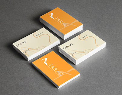 FARAG Shoe shop, Full branding for shoe shop