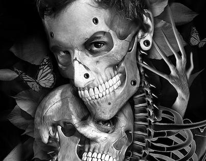 Fantasmagorik Skull