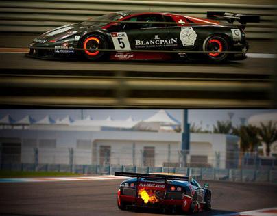 FIA GT1 Abu Dhabi
